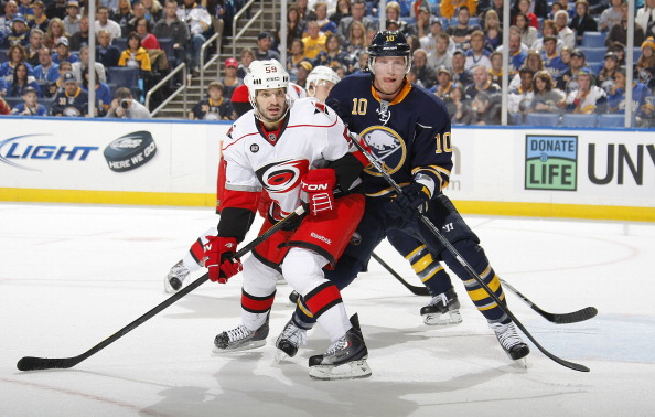 Hurricanes v Buffalo Sabres