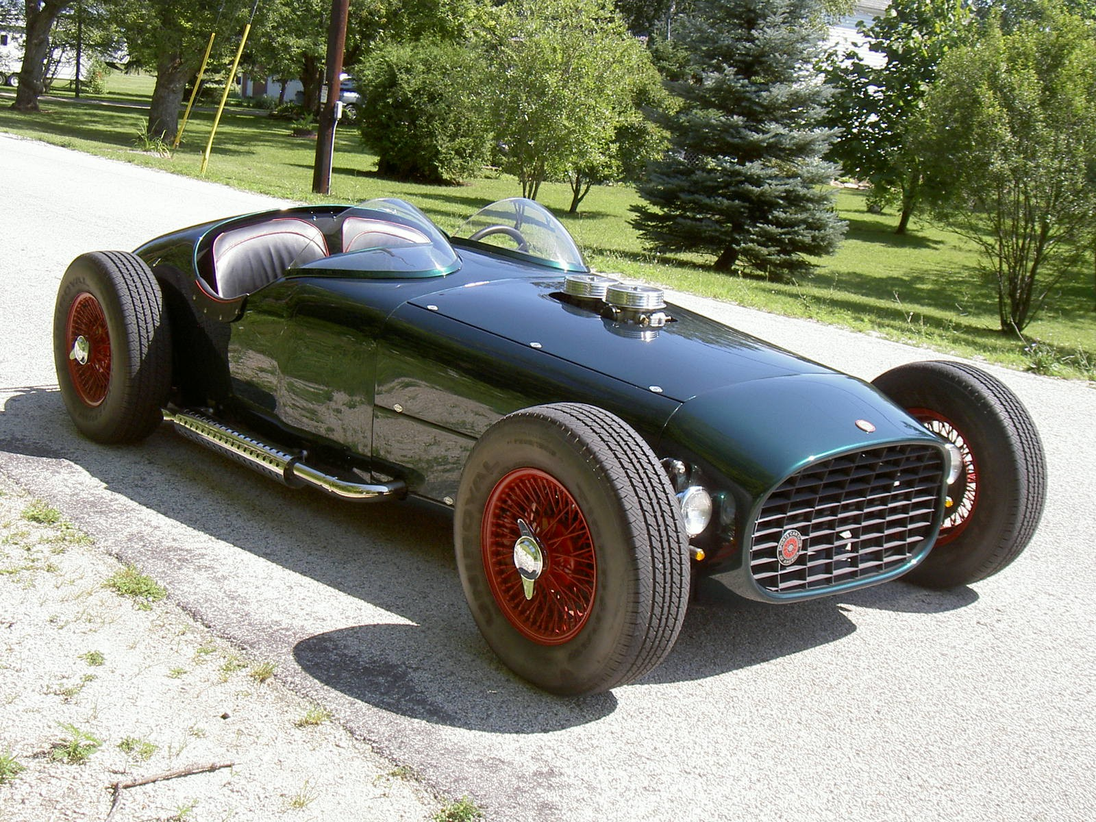 Classic Car- 1959 Troy Roadster