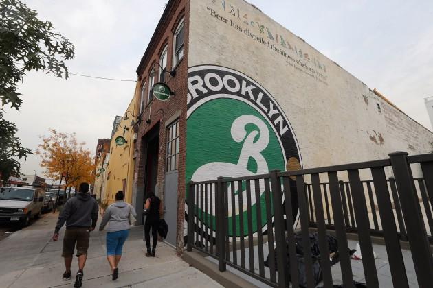 Brooklyn Brewery building