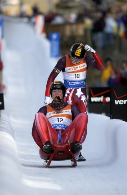 Luge at Lake Placid