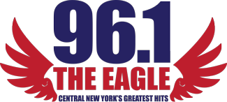 96.1 The Eagle - Central New York's G